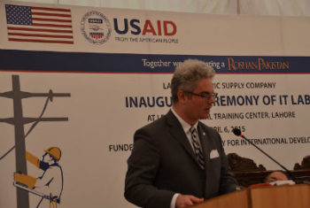 Remarks At The Inaugural Ceremony Of It Lab At Lesco U S