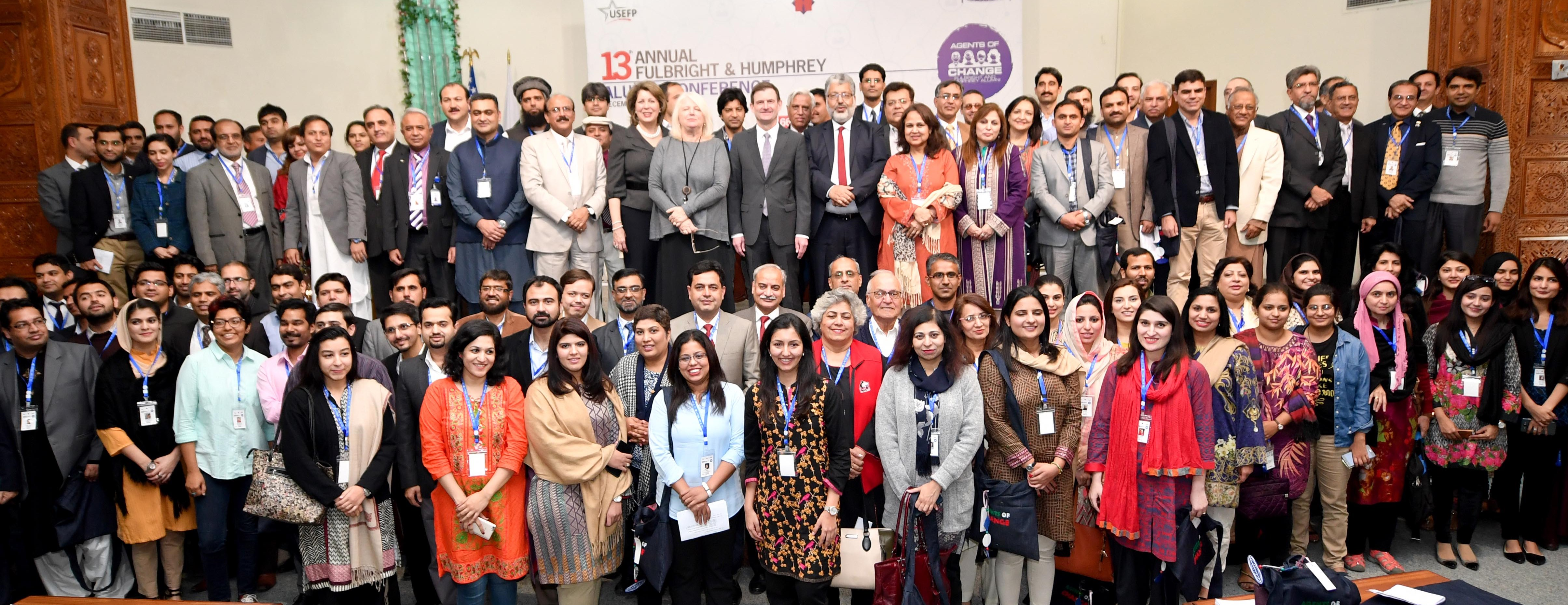 Medical college holds 29th medal distribution ceremony news pakistan - American Ambassador David Hale Meets With Pakistani Fulbright And Humphrey Alumni