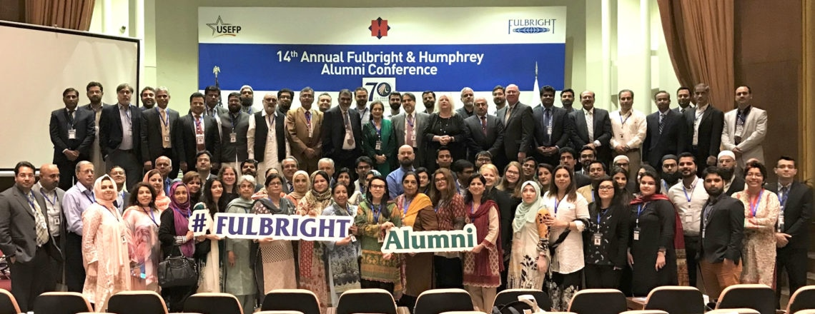 14th Annual Conference of Fulbright Scholar and Humphrey Fellowship Alumni